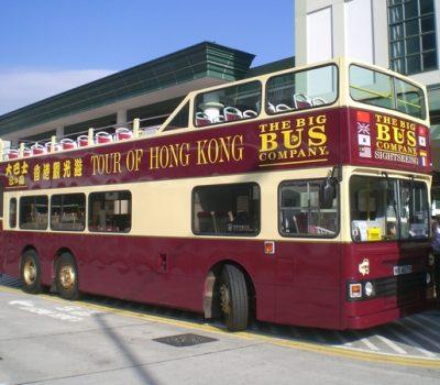 大巴士香港觀光遊門票
